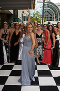 Actress Marlee Matlin seen at the 500 Festival Snakepit Ball on May 24, 2008. Photo by Michael Hickey