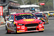 SCOTT MCLAUGHLIN (Shell DJR Penske Ford). Adelaide 500 -Virgin Australia Supercars Championship Round 1. Adelaide Street Circuit, South Australia. Saturday 3 March 2018. Photo Clay Cross / photosport.nz