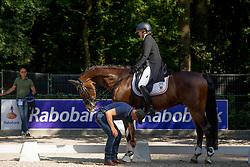 Roos Laurence, BEL, Fil Rouge<br /> EC Rotterdam 2019<br /> © Hippo Foto - Sharon Vandeput<br /> 22/08/19