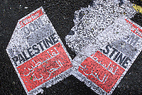 """Stop the Onslaught on Lebanon.LONDON 22 July 2006. Over 7,000 people joined a street protest against Israel's attacks on Lebanon..""""The Israeli assault is now spreading to all regions including the mountains and the north. The damage is enormous and the death toll is rising. This only indicates the scale of the attacks and the advanced weaponry the Israelis are using. Only looking at the infrastructure ruins you can see how powerful they are. We are under siege from all directions - air, sea and land."""" Eyewitness account from a socialist in Lebanon"""