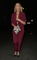 Lauren Pope attends Binky x In The Style launch party at the Libertine club in London, UK. 15/10/2015<br />BYLINE MUST READ : GOTCHAIMAGES.COM<br /><br />Copyright by © Gotcha Images Ltd. All rights reserved.<br />Usage of this image is conditional upon the acceptance <br />of Gotcha Images Ltd, terms and conditions available at<br />www.gotchaimages.com