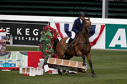 Van Der Schans Wout Jan, (NED), Capetown<br /> CSIO 5* Spruce Meadows Masters - Calgary 2016<br /> © Hippo Foto - Dirk Caremans<br /> 08/09/16
