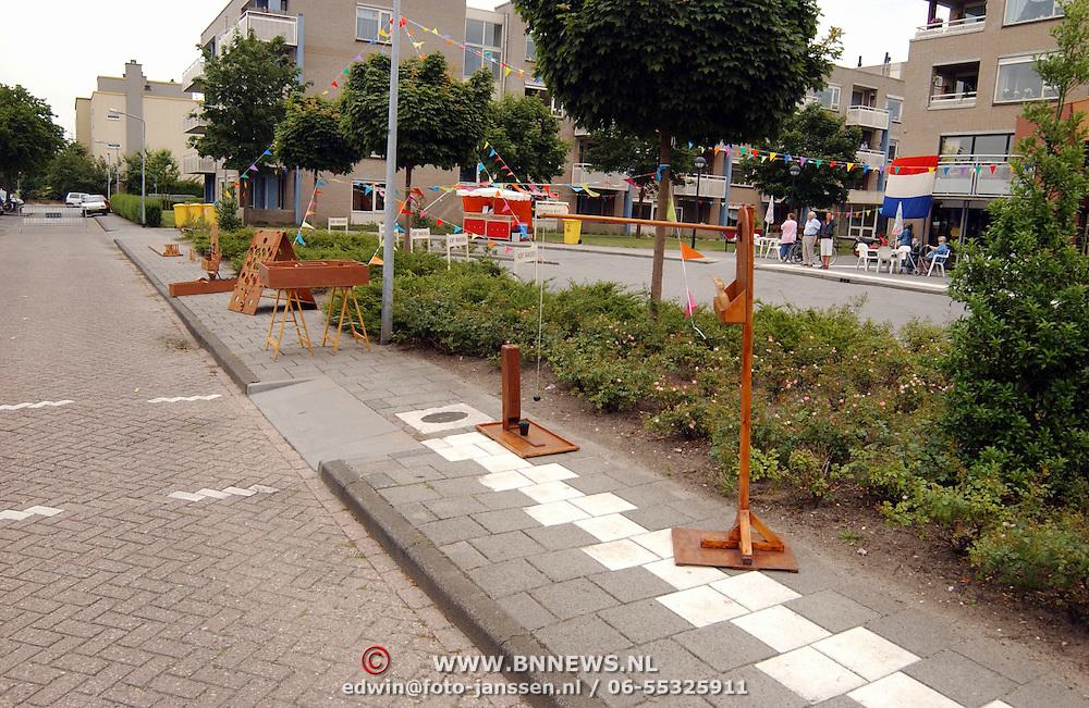 Wooncentrum Gooierserf Van Riebeeckweg 50 Hilversum buurtfeest