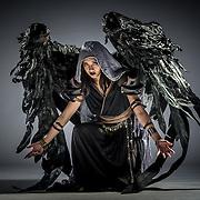 Costumier Navit Skelton, Asrael. Costume Showcase 2014.