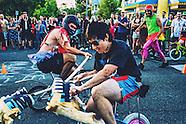 Mini Bike Mayhem 2013