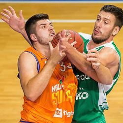 20161015: SLO, Basketball - Nova KBM League 2016/17, KK Helios Suns vs Zlatorog Lasko
