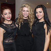 NLD/Scheveningen/20141130- Premiere Billy Elliot, O'g3ne, Lisa, Amy en Shelley hol