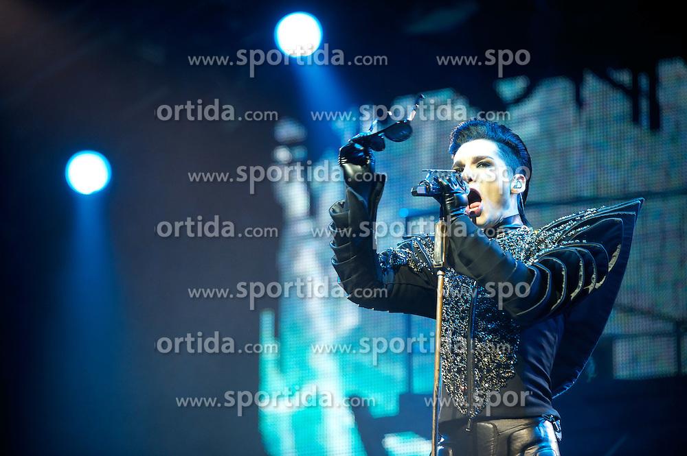 06.04.2010, Palacio de los Deportes, Madrid, ESP, Tokio Hotel Live in Concert, im Bild Tokio Hotel bei ihrem Konzert in der Spanischen Hauptstadt, EXPA Pictures © 2010, PhotoCredit: EXPA/ Alterphotos / SPORTIDA PHOTO AGENCY