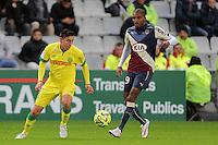Alejandro BEDOYA  - 13.12.2014 - Nantes / Bordeaux - 18eme journee de Ligue1<br />Photo : Vincent Michel / Icon Sport