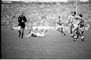 The All Ireland Senior Football Final.1982.19.09.1982.09.19.1982.19th September 1982..The senior final was contested between Offaly and Kerry. Offaly won the title by the narrowest of margins 1.15 to 17 points.
