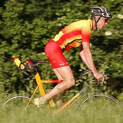 20070522: SLO, Triathlon - Miro Kregar during his training