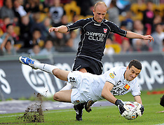 20090518 FC Nordsjælland - Vejle Boldklub, SAS Liga fodbold