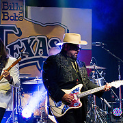 The Mavericks perform at Billy Bob's Texas, led by front man Raul Malo with Eddie Perez on guitar, Friday October 7th, 2016. (Special to the Star-Telegram/Rachel Parker)