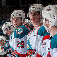 020117 Calgary Hitmen at Kelowna Rockets