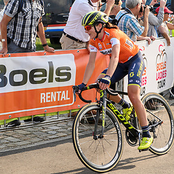 03-09-2017: Wielrennen: Boels Ladies Tour: Sittard<br /> Annemiek van Vleuten wins the general classification in the Boels Ladies Tour