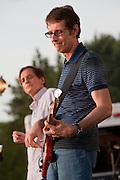 Bill Cunningham with the Box-Tops at Deerpath Park, Readington Township, NJ 8/6/2009.