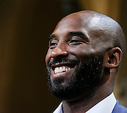 Los Angeles City Council declared Kobe Bryant Day