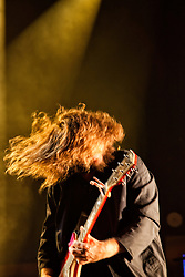 My Morning Jacket performs at The Bill Graham Civic Auditorium - 12/02/11