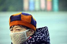China: Winter Is Coming: Cold Wave Hits E China, 1 Nov. 2016