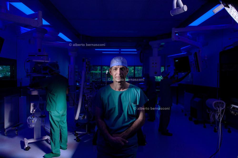 lugano, il cardiologo Stefano Demertzis, Dr. Stefanos Demertzis, senior cardiac surgeon