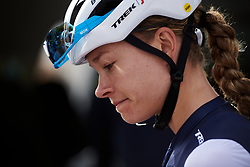 Tayler Wiles (USA) before Stage 3 of 2020 Santos Women's Tour Down Under, a 109.1 km road race from Nairne to Stirling, Australia on January 18, 2020. Photo by Sean Robinson/velofocus.com