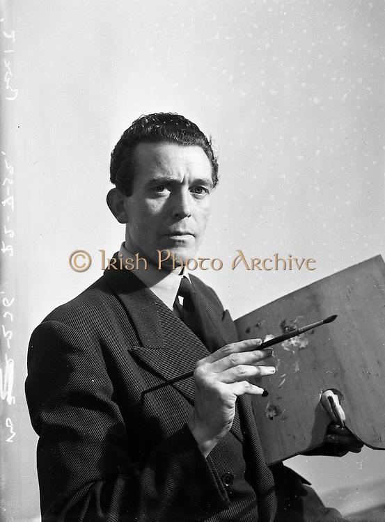 22/7/1952<br /> 7/22/1952<br /> 22 July 1952<br /> <br /> Mr. Edward Maher the Artist
