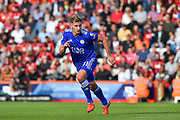 Leicester City Midfielder, Marc Albrighton (11) during the Premier League match between Bournemouth and Leicester City at the Vitality Stadium, Bournemouth, England on 15 September 2018.