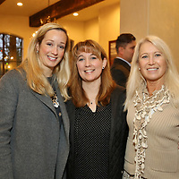 Ginny Busch, Rachel Broom, Clea Newman Soderlund