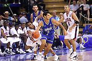 Olimpiadi Sydney 2000<br /> Italia - Usa<br /> Nella foto: Gianluca Basile