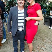 NLD/Amsterdam/20150820 - Najaarspresentatie SBS 2015, Dirk Zeelenberg en Sandra Ysbrandy