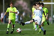 01.04.2017; Zuerich; Fussball Junioren - FCZ Uetliberg FE-14 - FCO Thurgau - Noah Moliner (Zuerich)<br /> (Steffen Schmidt/freshfocus)