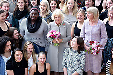 Wellington-Royals, Camilla, Duchess of Cornwall visits Te Whaea dance school