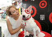 Disney Channel actress and Hollywood Records recording artist Bridgit Mendler attends the Give With Target kick-off celebration on July 26, 2012 in New York City. Learn more at http://abullseyeview.com/category/give-with-target/. (Diane Bondareff/Invision for Target)