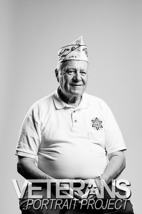 Richard Rosenzuer<br /> Navy (Reserves)<br /> EM3<br /> Electrician<br /> 1955 - 1963<br /> Korean War<br /> Vietnam <br /> <br /> Veterans Portrait Project<br /> Charleston, SC<br /> Jewish War Veterans