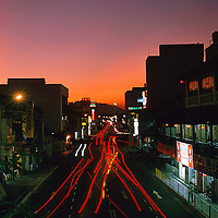 Georgetown at dusk, Penang, Malaysia<br /> <br /> Photo credit : &copy;Ahmad Yusni