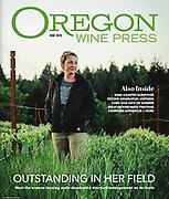 Natayna Welch, vineyard manager.