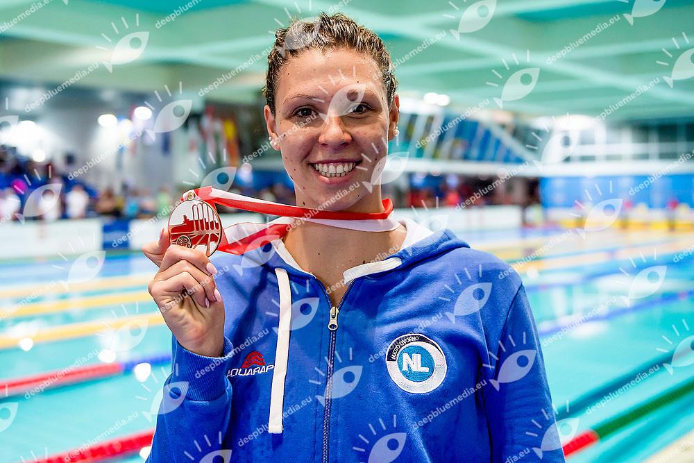 FRANCESCHI Sara ITA<br /> 200 Medley Women Final<br /> Mare Nostrum 2017<br /> Monaco, Principality of Monaco <br /> Day02 11-06-2017<br /> Photo Andrea Masini/Deepbluemedia/Insidefoto