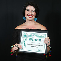 Mary Frances Massey and Band was voted best local band/musician at the 2017 Readers' Choice Awards.