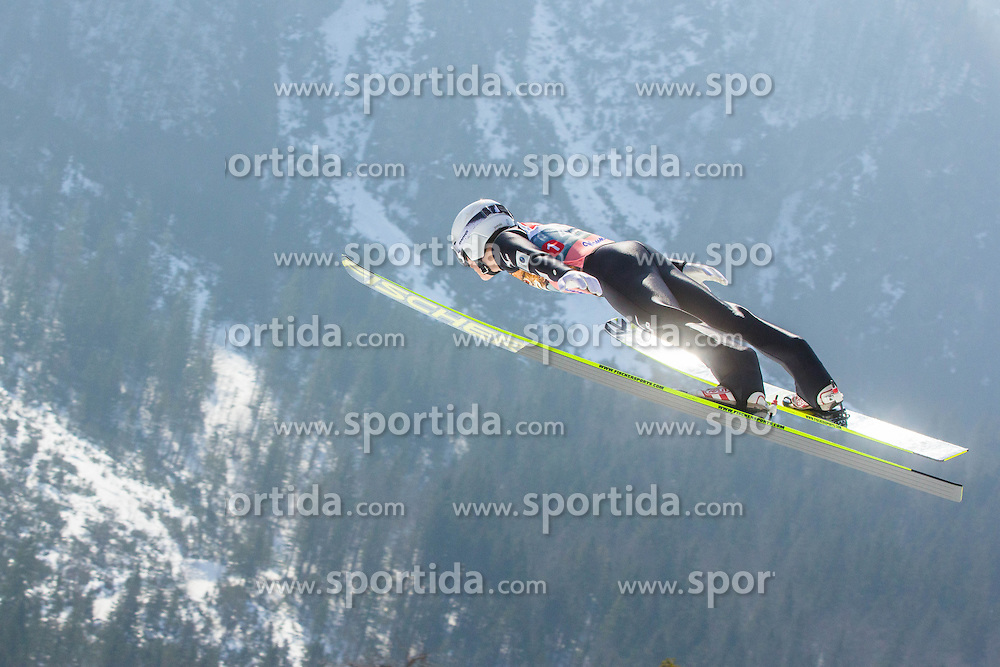 Junshiro Kobayashi of Japan during the Flying Hill Team Competition at Day 3 of FIS World Cup Ski Jumping Final, on March 21, 2015 in Planica, Slovenia. Photo by Ziga Zupan / Sportida
