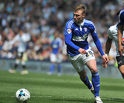 FREDDIE SEARS IPSWICH TOWN, Derby County v Ipswich Town Championship, IPro Stadium, Saturday 7th May 2016. Photo:Mike Capps