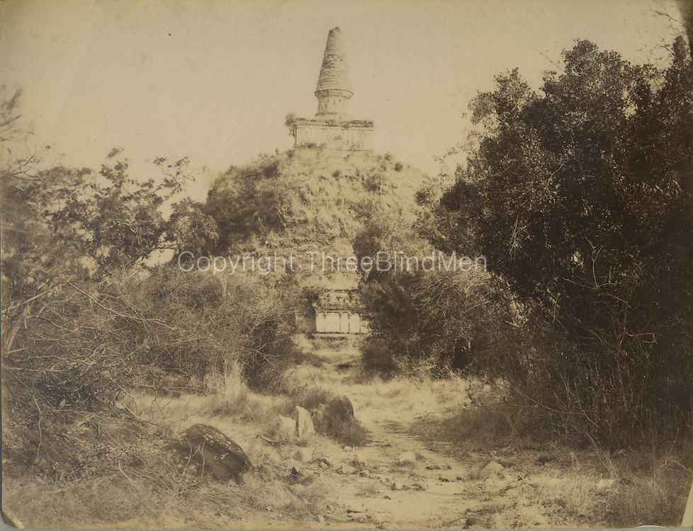Rankoth Wehera (Dagoba or stupa)  at Polonnaruwa.<br />