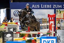 Klaproth Dirk, GER, Following Dream D<br /> Veolia Championat<br /> Braunschweig - Löwenclassics 2019<br /> © Hippo Foto - Stefan Lafrentz