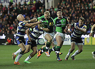 London Irish v Bath AP 22-03-14