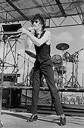 John Cooper Clarke, Alexandra Palace, London 15-06-1980