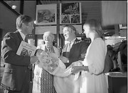 Ireland Traditional Crafts Exhibition at Kilkenny Design Workshop, Nassau Street,<br /> 11th May 1984