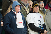 Twickenham, United Kingdom.    Pre. RBS, Six Nations : England   vs France  at the  RFU Stadium, Twickenham, England, <br /> <br /> Saturday  04/02/2017<br /> <br /> [Mandatory Credit; Peter Spurrier/Intersport-images]