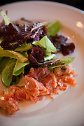 Salmon salad, Alaska