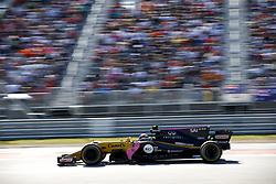October 22, 2017 - Austin, United States of America - Motorsports: FIA Formula One World Championship 2017, Grand Prix of United States, ..#55 Carlos Sainz Junior (ESP, Renault Sport F1 Team) (Credit Image: © Hoch Zwei via ZUMA Wire)