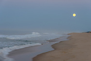 Full Mooon, Main Beach, East Hampton, NY