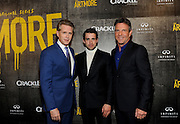 """Cary Elwes, Christian Cooke and Dennis Quaid, left to right, attend Crackle's """"The Art of More"""" season two premiere, Tuesday, Nov. 15, 2016, at the Museum of Art and Design in New York. Sony's streaming network, Crackle, will launch season two of its first original scripted drama, """"The Art of More,"""" on November 16th.  (Photo by Diane Bondareff/Invision for Crackle/AP Images)"""